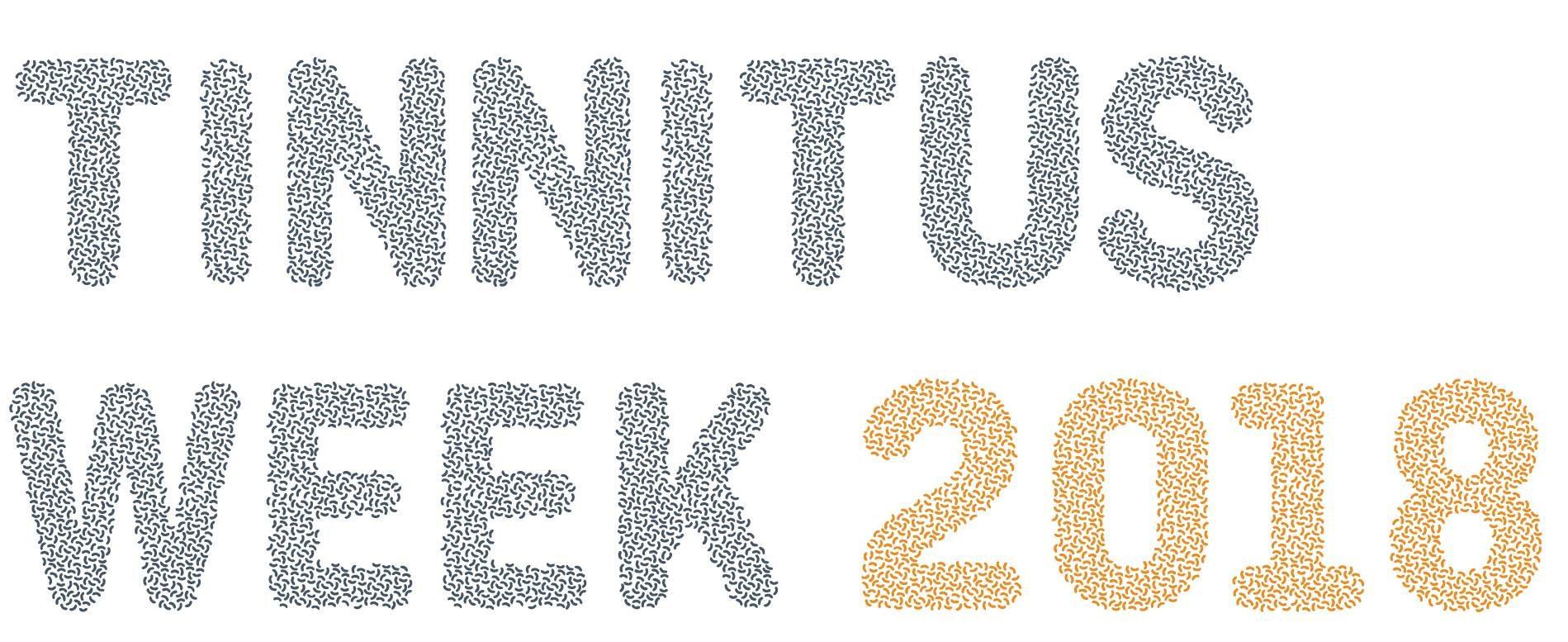 Tinnitus Awareness Week 2018 – Special Event